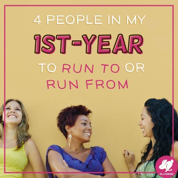 4 People I'd Tell My First-Year Teacher Self to Run To or Run From