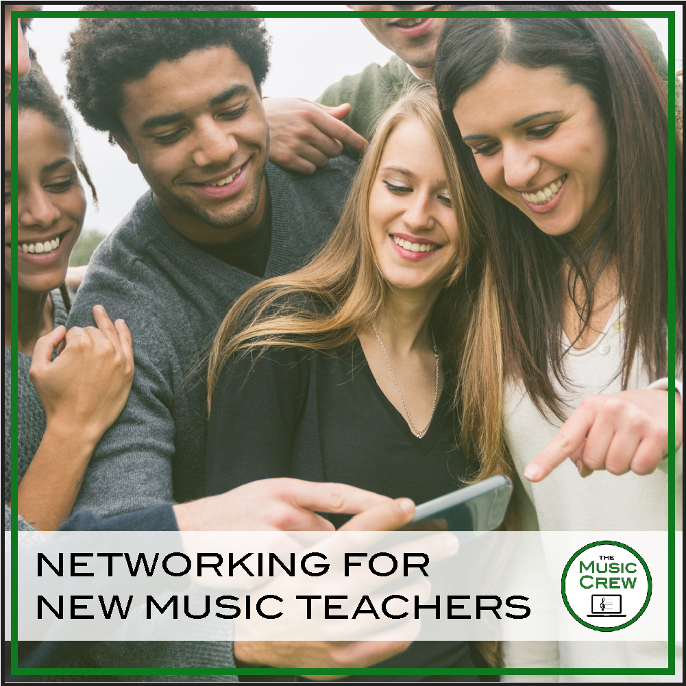 ICYMI: Networking for New Music Teachers