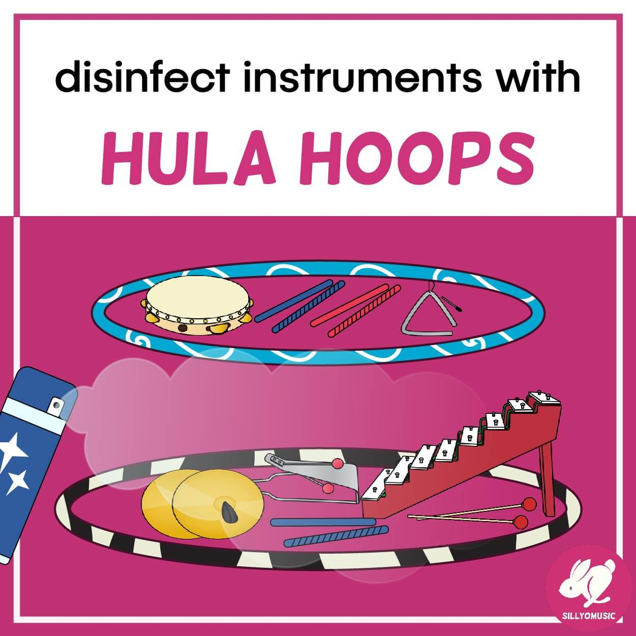 How to Disinfect Instruments the Quick & Easy Way With Hula Hoops
