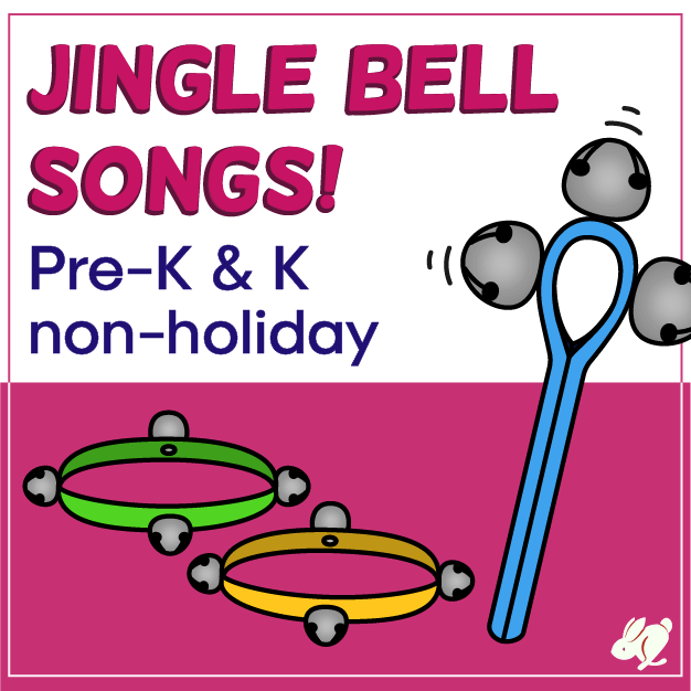Jingle Bell Activities that Preschool and Kindergarten Love Any Time of Year